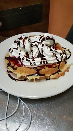 Shippensburg, Pensilvania: The Wheelhouse Cafe