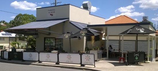 Brisbane Region, Australia: Little Sista Cafe