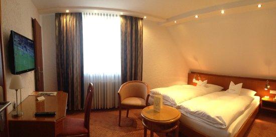 Hotel Lindenhof: Standard Doppelzimmer