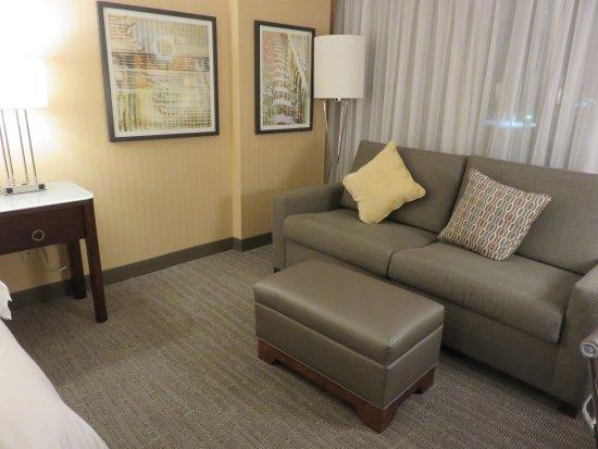 West Des Moines, IA: Comfy sitting area