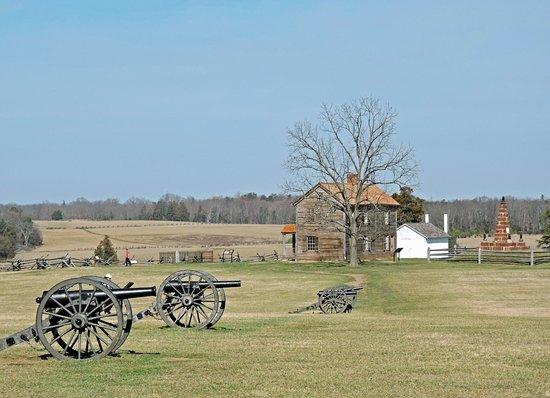 Manassas National Battlefield Park. (Wes Albers)