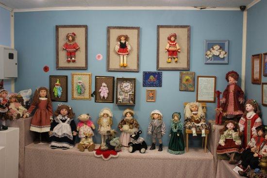 Museum-Gallery of Dolls of Olga Pavlycheva