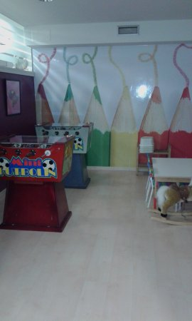 Alfaro, إسبانيا: parque infantil