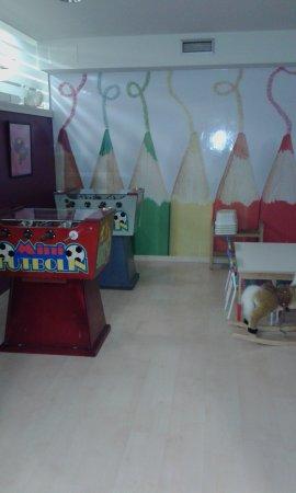 Alfaro, Spanien: parque infantil