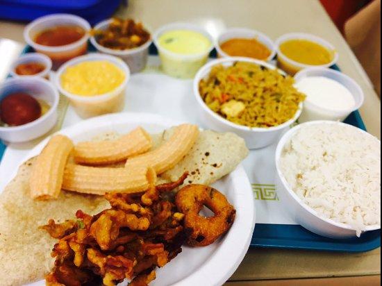 Sunnyvale, Californien: Meals