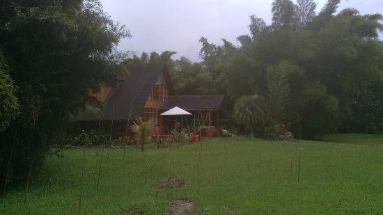Mindo Garden: Cabañas