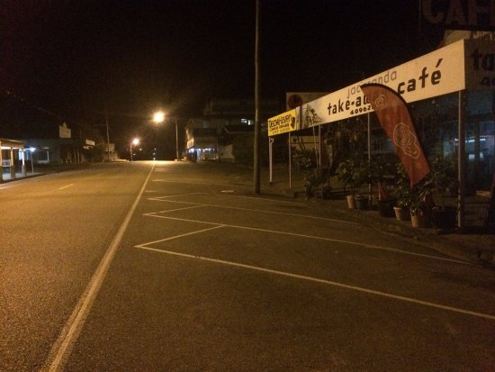 Busy night life here in Herberton