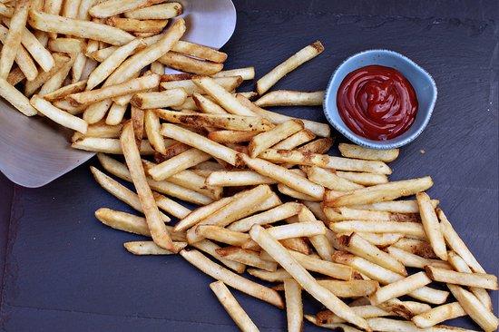 Pickerington, Οχάιο: Endless Seasoned Fries