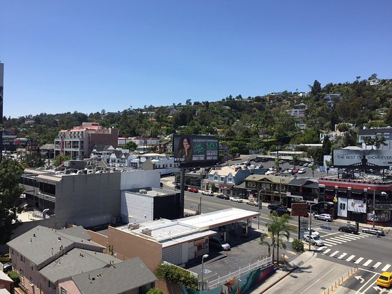 The London West Hollywood: View!