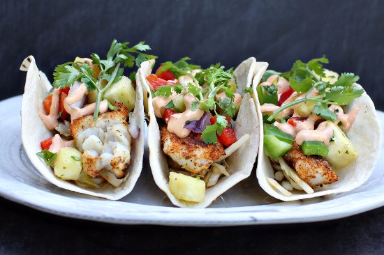 Pickerington, OH: Baja Fish Tacos
