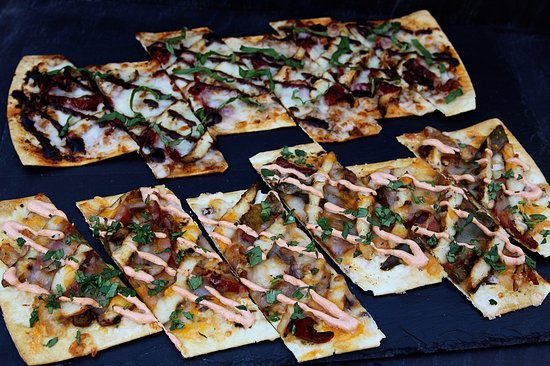 Pickerington, OH: Crispy Flatbreads