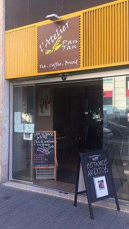 Restaurante l 39 atelier pantan en valencia con cocina - Atelier valencia ...