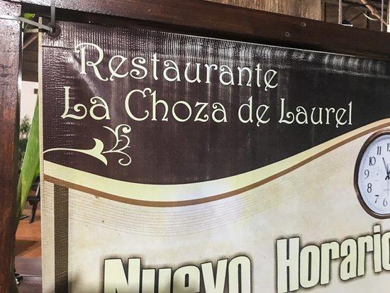 Welcome to  La Choza de Laurel