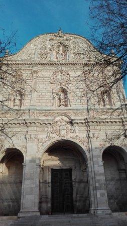 Cattedrale di San Nicola: Fronte