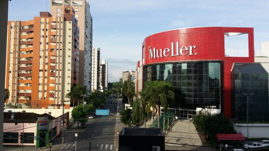 Shopping Mueller Joinville