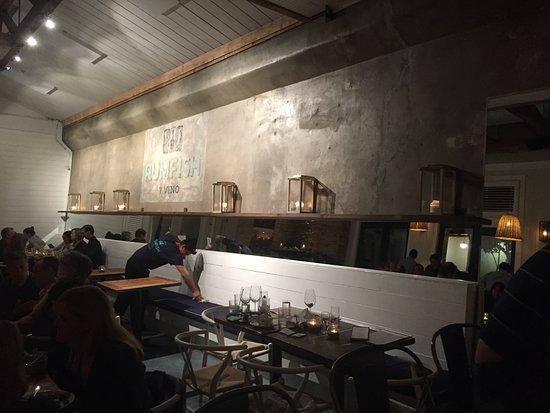 Dining room picture of rumfish y vino ventura tripadvisor