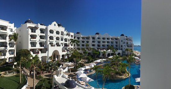 Pueblo Bonito Los Cabos: Pic of Hotel all rooms have some kind of View