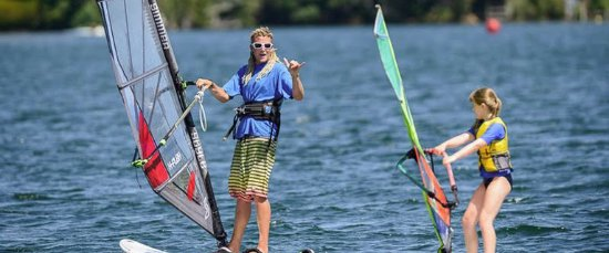 Madloop Windsurfing