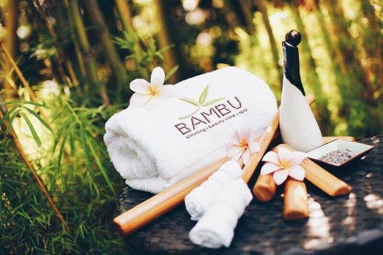 Bambu Spa, Kuta Beach. Bali