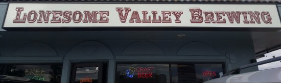 Prescott Valley, Аризона: Lonesome Valley Brewing