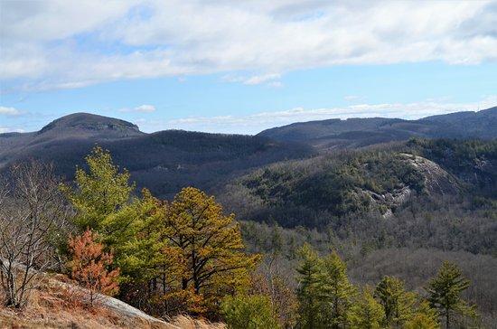 Rosman, Carolina del Nord: A truly amazing view!