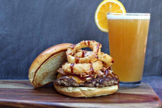 Mars, بنسيلفانيا: BBQ Cola Burger