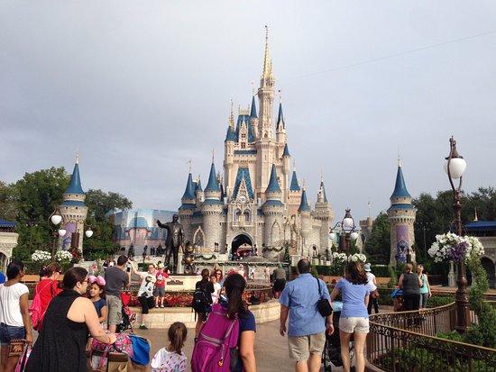 Cinderella's Castle - Picture of Cinderella Castle, Orlando