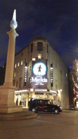 Matilda the Musical: Cambridge Theatre