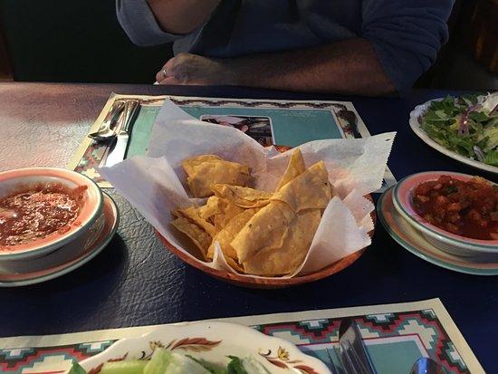 Plaza Inn: chips