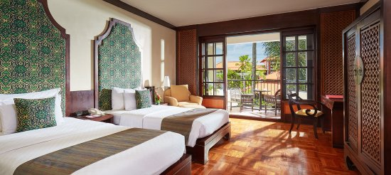 Ayodya Resort Bali: Ayodya Grande Room Twin