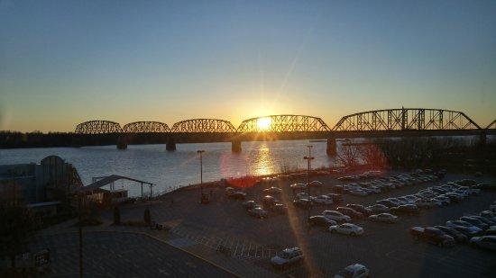 Harrah's Metropolis: River view