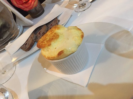 DU MEXIQUE By Sonya Grimond: cheese souffle