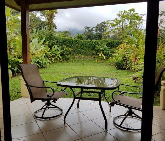 """Casa Luna Hotel & Spa: Our """"back yard"""""""