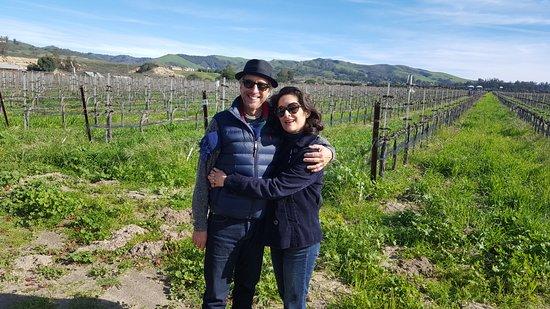 wine tours solvang