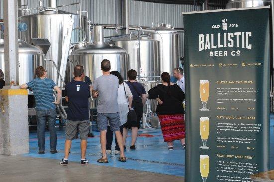 Salisbury, Australia: A Ballistic Beer brewery tour