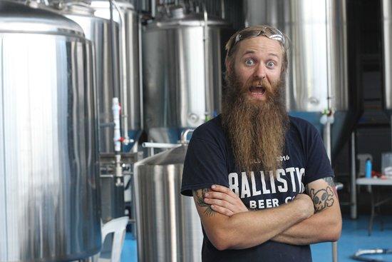 Salisbury, Australia: Head Brewer - Lachy