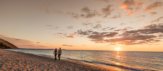 Traverse City, MI: Sunsets on the Beach at the Sleeping Bear Dunes
