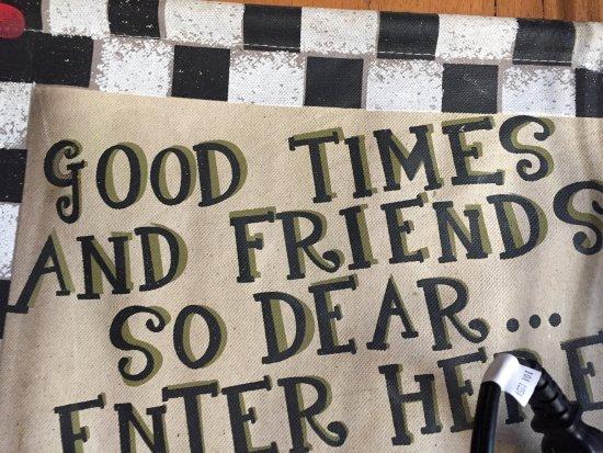 Atchison, KS: Cute Sign