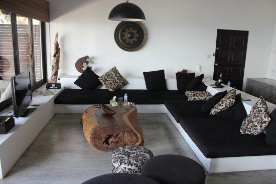 Casas del Sol - Luxury Boutique Villas: Living space