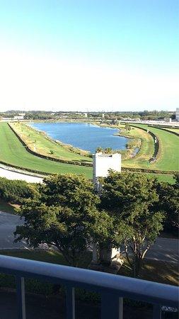 Miami Gardens, Floryda: Vista maravilhosa do quarto