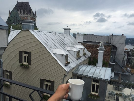 Maison du Fort: roof