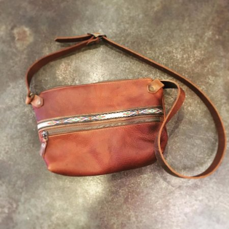 Mtn Merch Handcrafted Leather Bags From Inblue Made In Asheville