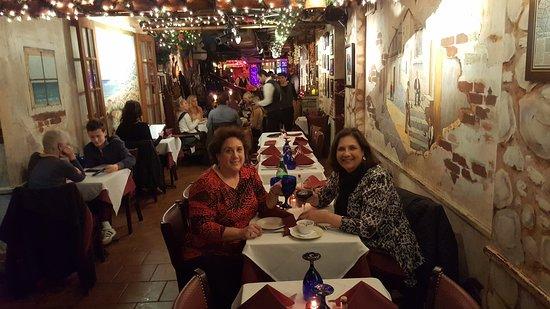 Da Marino Restaurant A Lovely Birthday Dinner Celebration At The Cozy Marinos