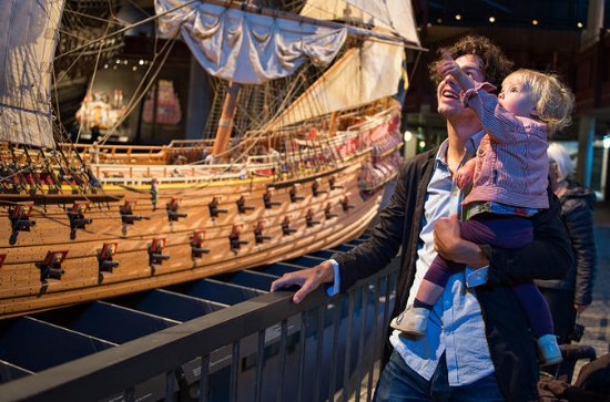 Guided Tour of the Vasa Museum