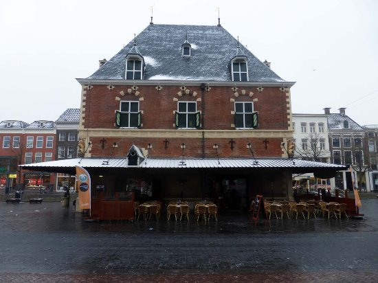 Leeuwarden, The Netherlands: De Waag