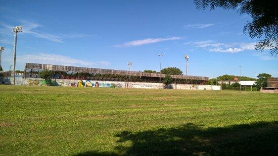 Parque Yrigoyen y Plaza Che Guevara