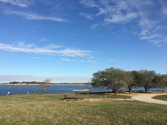 Somerville, TX: nice views and picnic areas