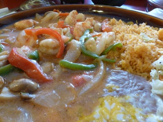 Cheney, WA: Camarones del Cabo...