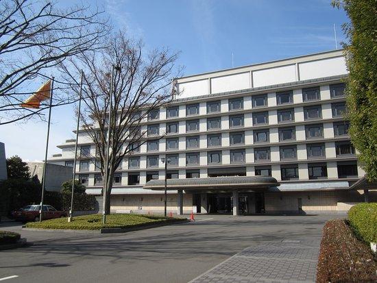 Kyoto Brighton Hotel: ホテル外観