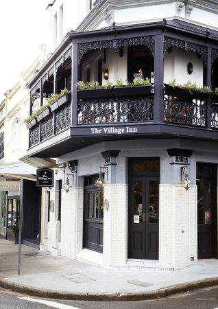 The Village Inn Woollahra Paddington Restaurant Reviews Phone - A-lovely-grey-house-in-paddington-sydney